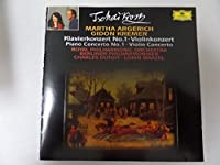 Tchaikovsky: Concerto for Piano and Orchestra No.1/Concerto for Violin and Orchestra in D major