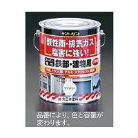 エスコ 14.0L油性・多目的塗料/鉄部・建物用 白 EA942EC-41 [その他]