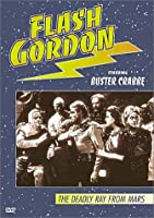Flash Gordon: Deadly Ray From Mars [DVD] [Import]