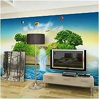 Mingld 家の装飾の壁のペーパー現代3Dcartoonの写真の壁の壁画の子供部屋の寝室の壁紙-280X200Cm