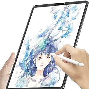 「PCフィルター専門工房」iPad Pro 11用 ペーパーライク フィルム 貼り付け失敗無料交換 紙のような描き心地 反射低減 アンチグレア 保護フィルム ペン先の磨耗低減仕様