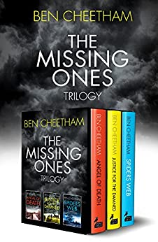 The Missing Ones Trilogy by [Cheetham, Ben]