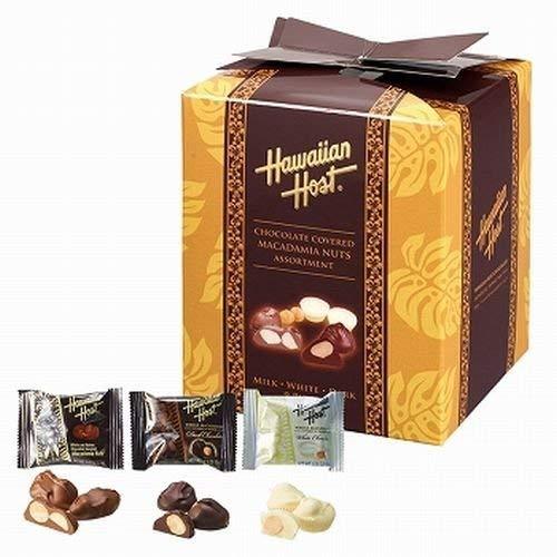 ハワイアンホースト(Hawaiian Host) マカデミアナッツ チョコレートミックス 1箱【ハワイ 海外土産 輸入食品 スイーツ】
