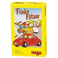 ハバ HABA パーキングゲーム Flinke Flitzer HA303316