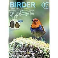 BIRDER(バーダー)2018年7月号 バードウォッチャーのための魅せる道具学入門