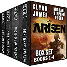 ARISEN, Box Set - Books 1-4