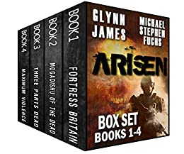 ARISEN, Box Set - Books 1-4 by [James, Glynn, Stephen Fuchs, Michael]