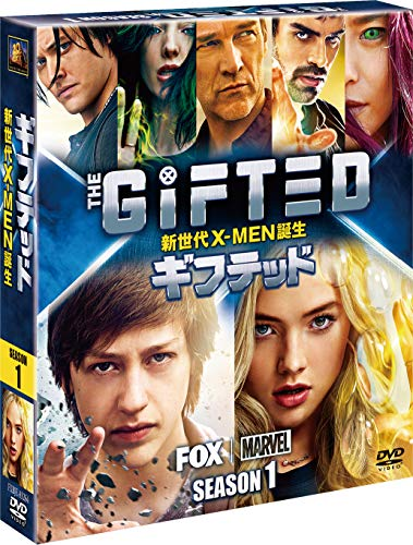 The Gifted ザ・ギフテッド (シーズン1)                                            2017~2018                                                                The Gifted ザ・ギフテッド (シーズン1)                                                            2017~2018