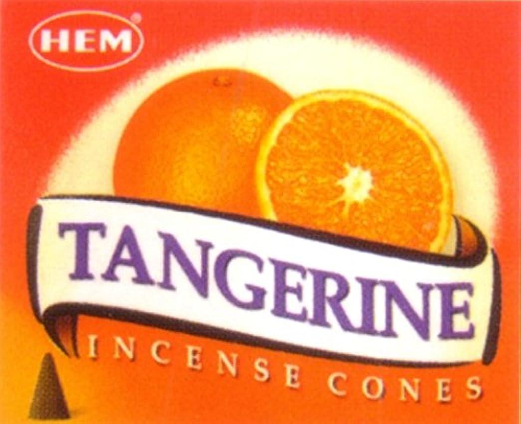 毒ものながらインド香コーンタイプ タンジェリン(HEM)
