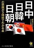 日中・日韓・日朝の問題が2時間でわかる本 (KAWADE夢文庫)