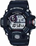 [カシオ]CASIO G-SHOCK Gショック GW-9400-1 RANGEMAN レンジマン デジタル腕時計 メンズ 電波ソーラー トリプルセンサー搭載 [並行輸入品]