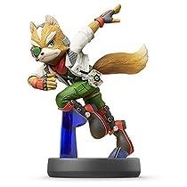 Fox amiibo - Japan Import (Super Smash Bros Series) Edition: Japan Color: Fox, Model: , Toys & Play by Kids & Play [並行輸入品]