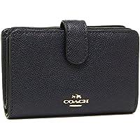 ed0f3ca2417d [コーチ] COACH 財布 (二つ折り財布) F54010 レザー 二つ折り財布 レディース
