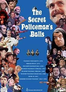 モンティ・パイソン&ザ・シークレット・ポリスマンズ 1976~1991&2004 DVD COMPLETE BOX