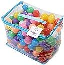 fur kinder カラーボール 凹み補正改良品 カラーボール 8色 直径5.5cm 200個