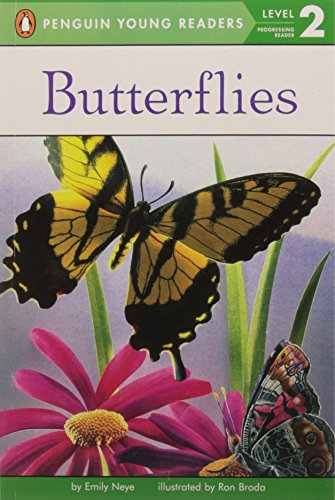 Butterflies (Penguin Young Readers, Level 2)の詳細を見る
