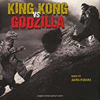 KING KONG VS. GODZILLA [Analog]