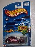Star Spangled シリーズ #1 Chrysler (クライスラー) Pronto #2002-79 Collectible コレクターカー Mattel (マテル) Hot Wheels (ホットウィール) 1:64 スケール ミニカー ダイキャスト 車 自動車 ミニチュア 模型 (並行輸入)