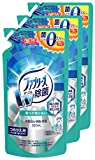 【まとめ買い】 ファブリーズ 消臭芳香剤 布用 ダブル除菌 詰替用320ml×3個