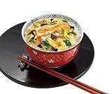 [01 2 732]アマノフーズ 小さめどんぶり 中華丼 4食