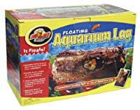 Zoo Med Floating Aquarium Log, Large by Zoo Med