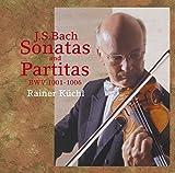 ヨハン・セバスティアン・バッハ:無伴奏ヴァイオリンのためのソナタとパルティータ(全曲)