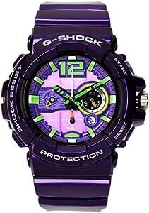 [カシオ]CASIO 腕時計 G-SHOCK パープル GAC-110-6A メンズ [逆輸入モデル]