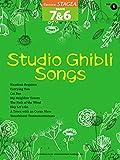 Electone STAGEA GRADE 7 & 6 Vol.1 Studio Ghibli Songs(+USB)/English Version: エレクトーン STAGEA 7~6級 第1巻: スタジオジブリ作品集(USB付)(英語版)