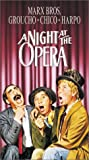 Night at the Opera [VHS] [Import]