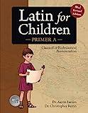 Latin for Children: Primer A 画像