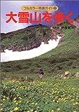大雪山を歩く (フルカラー特選ガイド)