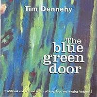 The Blue Green Door