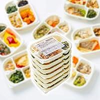 まごころ弁当 塩分制限食(冷凍弁当) 冷凍食品 惣菜 お弁当 (7食セット)