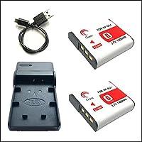 【 180日保証 】【 NP-BG1 互換バッテリー 2個 + 充電器 】グレードAセル使用 残量表示機能付き USB充電 モバイルバッテリーから充電可能 電気用品安全法 PSEマーク印字済 SONY ソニー 対応 CyberShot H Series DSC-H10 DSC-H20 DSC-H3 DSC-H50 DSC-H55 DSC-H7 DSC-H9 DSC-HX5 DSC-HX5V CyberShot N Series DSC-N1 DSC-N2 CyberShot T Series DSC-T100 DSC-T20 NP-BG1 2個+充