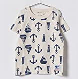 ピクニックマーケット (PICNIC MARKET) Tシャツ produced by ミキハウストレード 22-5203-264 110cm 白