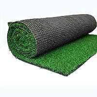 GAPING 人工芝ブレードの高さ30 mm人工芝カーペットは3色で利用可能なソフトで快適な芝生の密度を増やす (Color : Light green, Size : 2x1.5m)