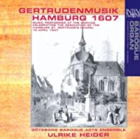 Gertrudenmusik Hamburg 1607