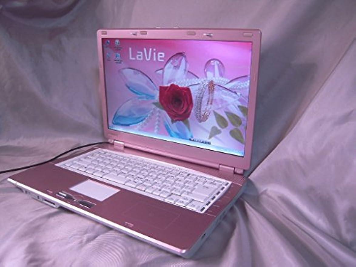 見つける不適コンサートレア 本体色:ピンク Windows7 Pro 無線LAN NECノートPC 光沢ワイド液晶 2GB/160GB DVDマルチ 復元ソフト Microsoft office お買い上げ特典有