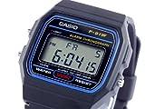 カシオ CASIO スタンダード デジタルクオーツ 腕時計 F-91W-1 [並行輸入品]