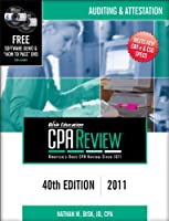 CPA Comprehensive Exam Review: Auditing & Attestation (CPA Comprehensive Exam Review. Auditing and Attestation)