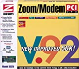 Zoom V92 V44 Pci Internalcontrollerless Fax Modem [並行輸入品]
