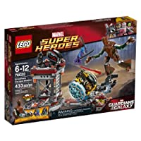 LEGO: Guardians of the Galaxy: Knowhere Escape Mission