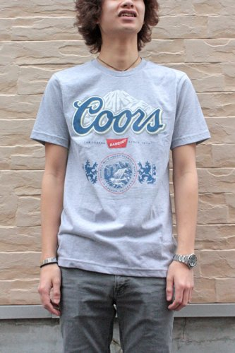 Collectabilitees COORS Tees / S size オールドネイビー