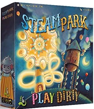 スチームパーク:汚くやろうよ (Steam Park: Play Dirty)