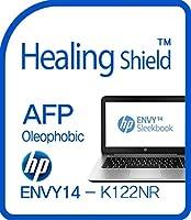 Healingshield スキンシール液晶保護フィルム Oleophobic AFP Clear Film for Hp Laptop Envy 14-K112NR