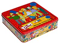 Simpson Ultimate Trivia Game in Collectible Tin (2002)