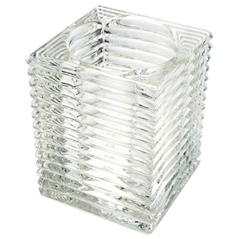 砂利癌ウェーハキャンドルホルダー ガラス6 キャンドルスタンド ろうそく立て ティーライトキャンドル ティーキャンドル