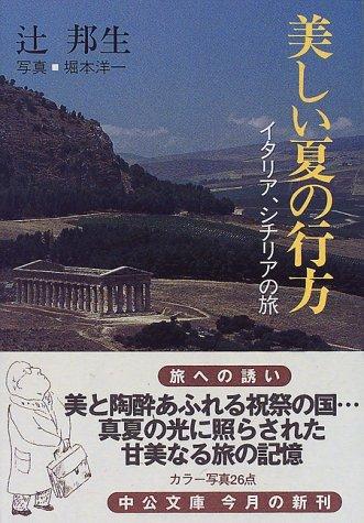美しい夏の行方―イタリア、シチリアの旅 (中公文庫)の詳細を見る