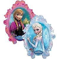 Disney Frozenホイルバルーン25 in x 31 in