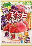 ★【さらにクーポンで20%OFF】明治 果汁グミアソート個包装 90g×6袋が特価!